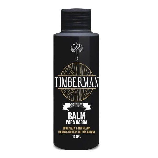 Balm para Barba Timberman