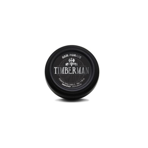 Hair Pomade Sheen Effect Timberman 30g