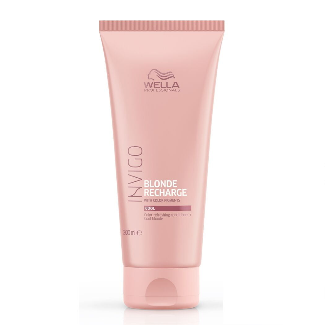 Invigo - Blonde Recharge Condicionador 200ml - Wella