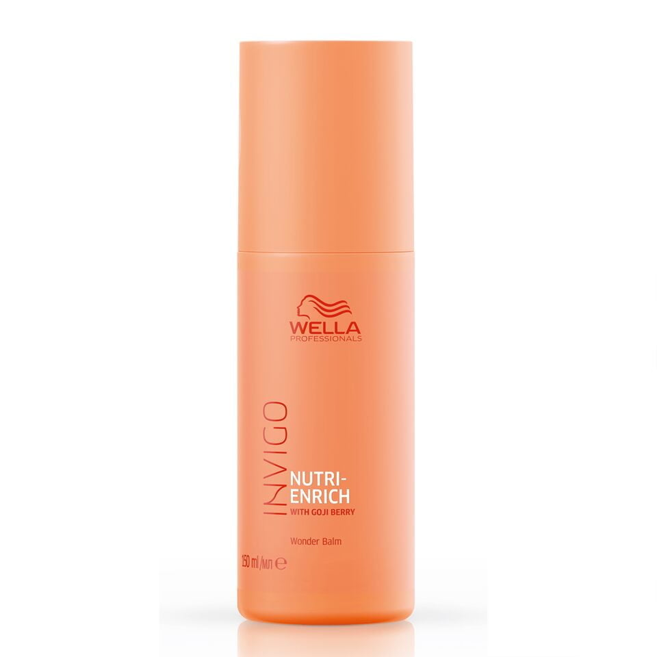 Invigo - Nutri Enrich Leave-In Wonder Balm 150ml - Wella