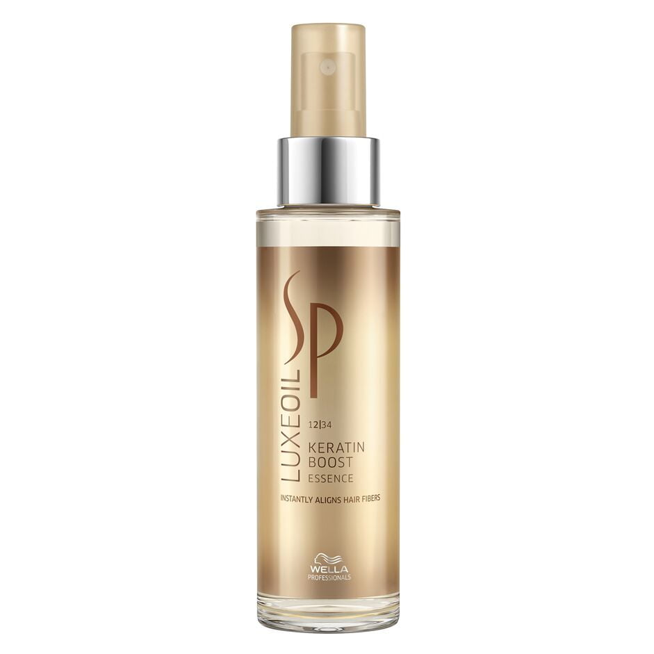 SP Luxe Oil Collection Keratin Boost Leave-in 100ml - Wella