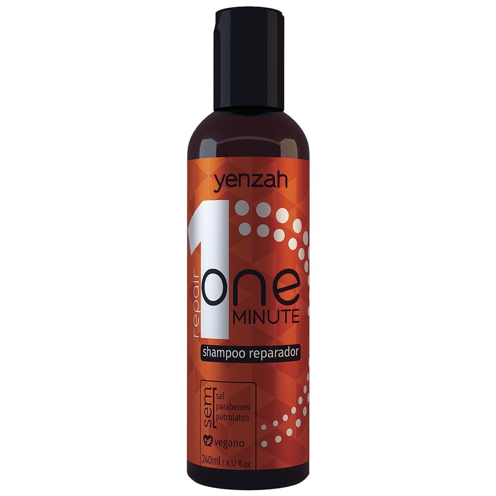 One Minute Repair Shampoo Yenzah - Shampoo Reparador